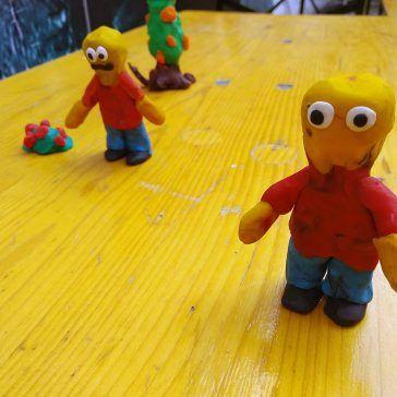 Kroužky animace a trikové tvorby pro děti